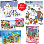 15% adventskalender barn